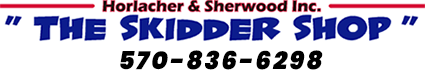 Skidder Shop logo